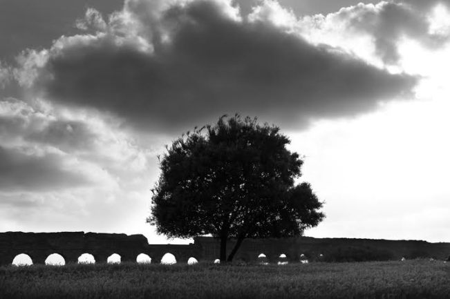 Aqueduct Park rome