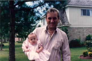 daddy and jess