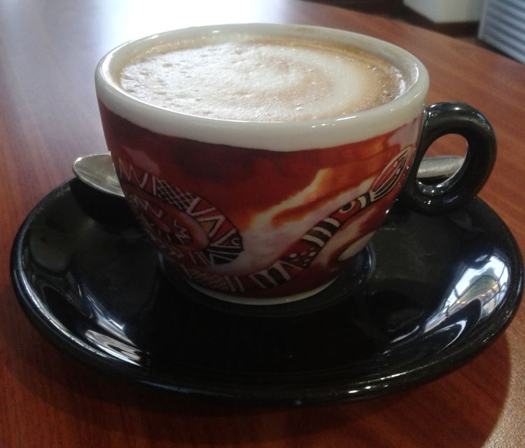 Cappuccino, ordering coffee in Italy