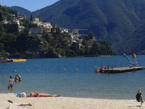 Lido di Lugano, Lugano