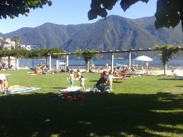 Lido Lugano, Lugano
