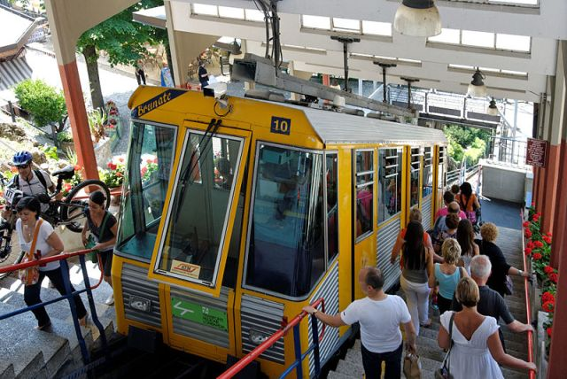 Brunate Funicular