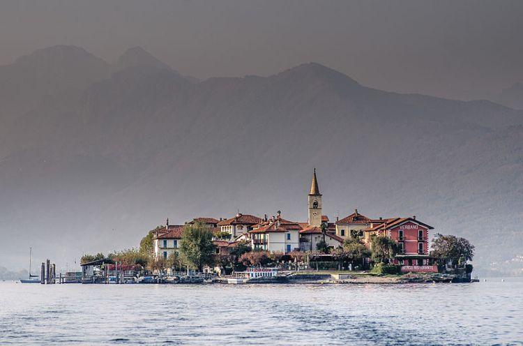 Lago Maggiore, Stresa, Isola dei Pescatori,