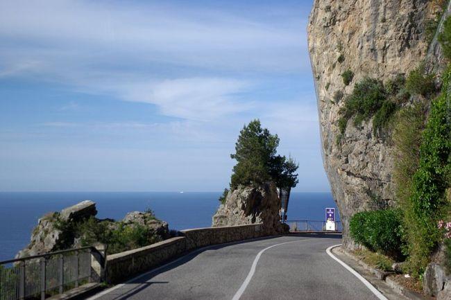 Amalfitana, Amalfi Coast, Driving in Italy, Italian driving