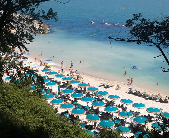 Conero Riviera, Le Marche, Six Fabulous beaches in Italy