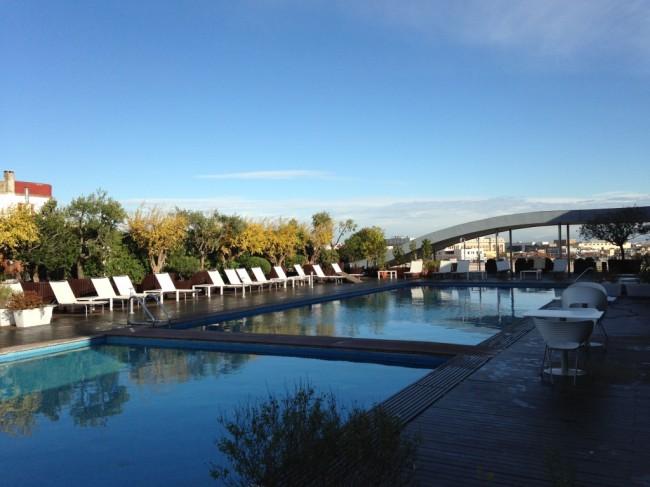 Rome pools