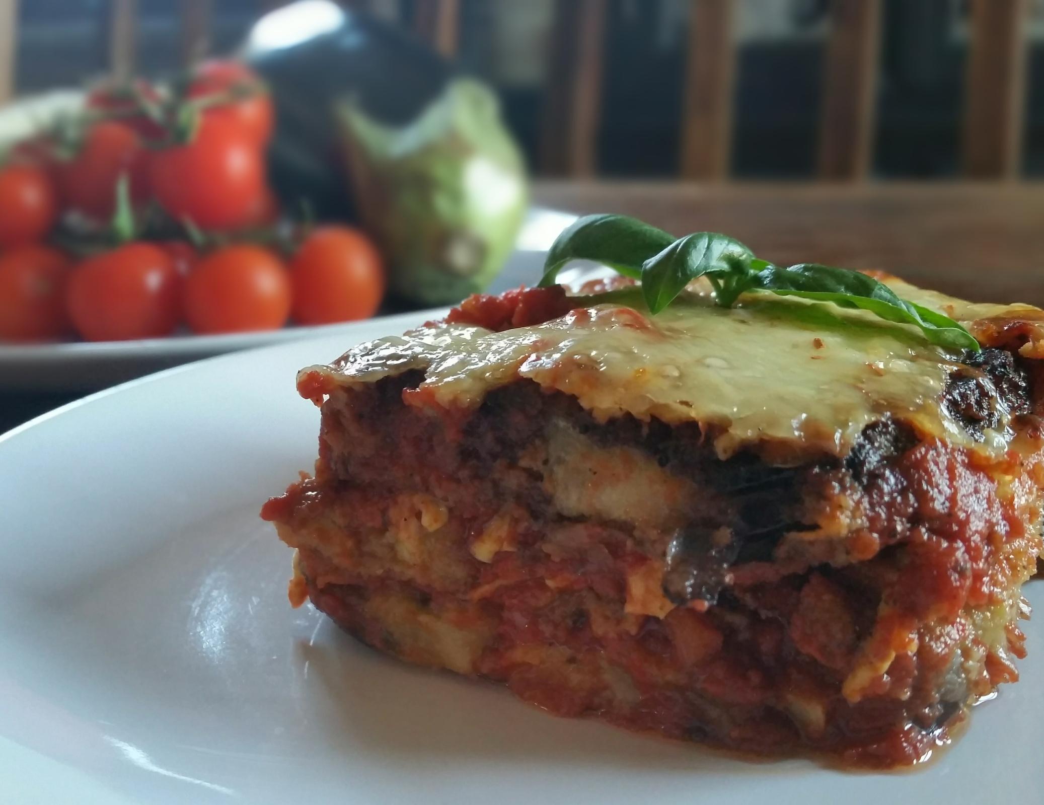Recipe – Melanzane alla Parmigiana (Eggplant Parmesan)   Italy ...