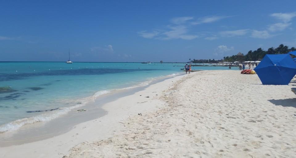 cancun beach, cancun, mexico