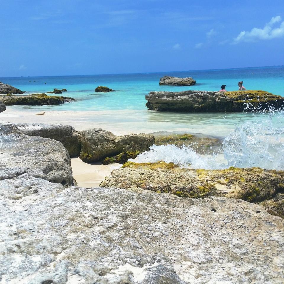 Cancun beach, cancun, mexico beach