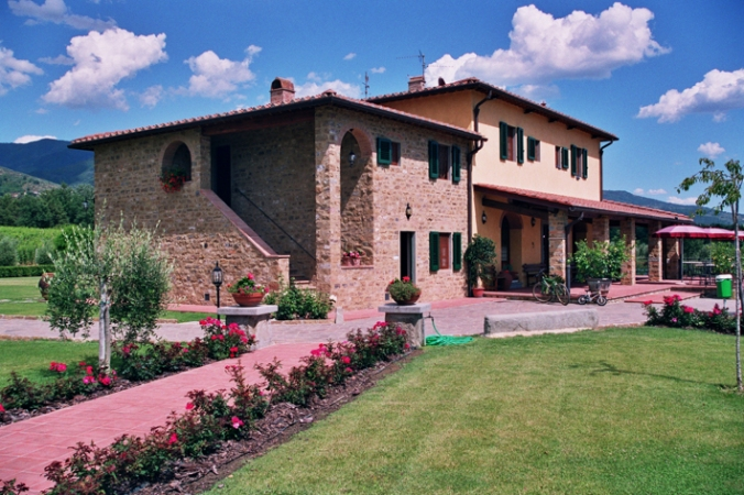 Italy Travel Planning - Accommodations - Agriturismo
