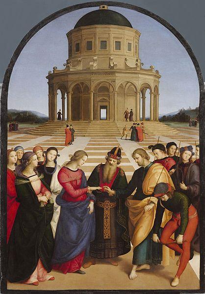 Romance in Italian art