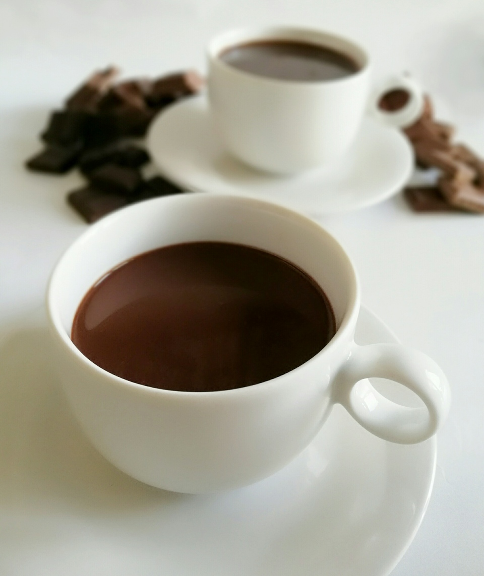 Italian Hot Chocolate, hot chocolate recipe