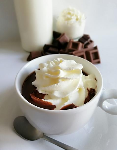 Italian Hot Chocolate, hot chocolate