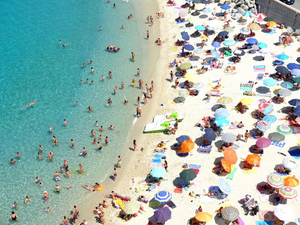 Six Fabulous beaches in Italy