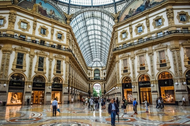 Italy Trip Planner One day Itinerary Milan