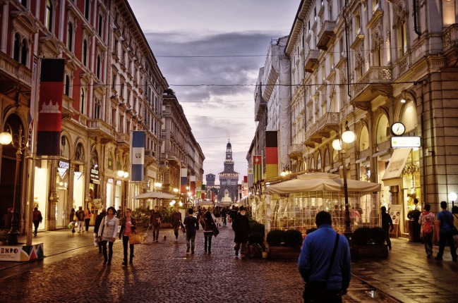 One Day Itinerary Milan - Italy Travel Planner