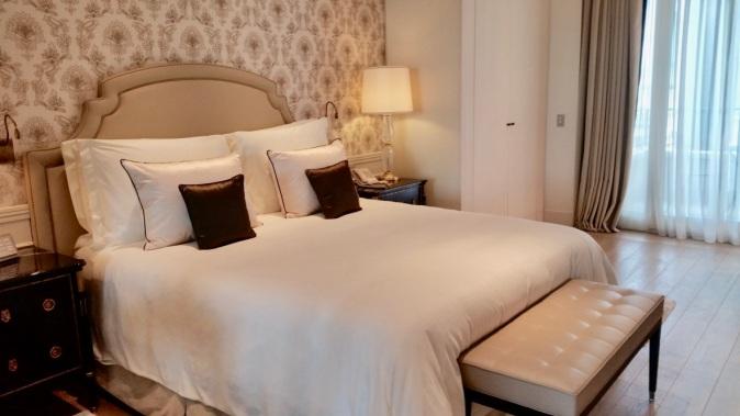 IItaly Trip Planning, Hotel review Milan Palazzo Parigi