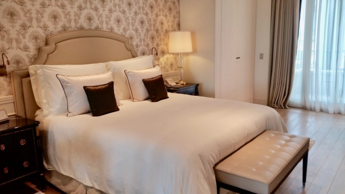 IItaly Trip Planning, Hotel review Milan Palazzo Parigi