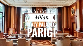 Planning a trip to Milan? Check out this hotel review of the fab Palazzo Parigi