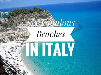Six Amazing Beaches in Italy