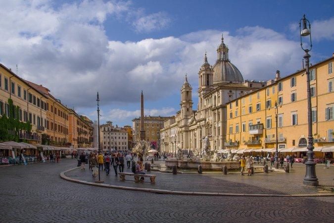 Italy during corona virus