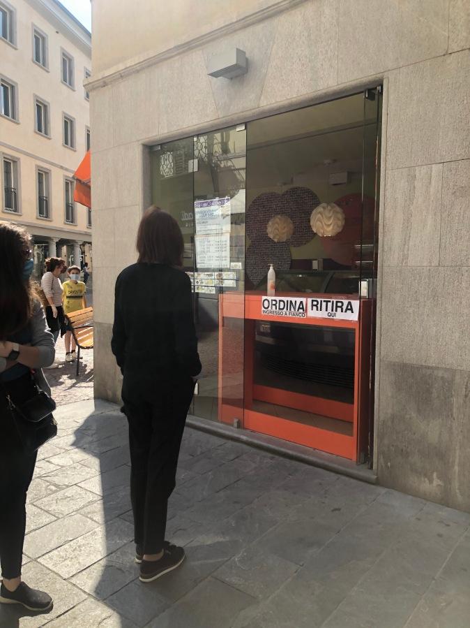 Italy lockdown, Varese