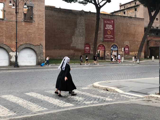 The Quiet Streets of Rome After Lockdown - A Photo Journey