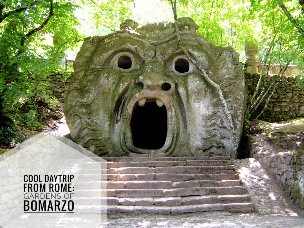 Day Trip from Rome, Gardens of Bomarzo