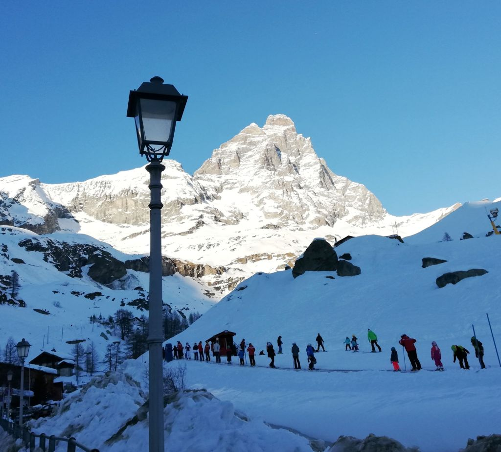 Best Ski Resorts Near Milan, Cervinia